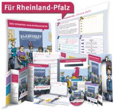 Mitmach-Set zum Klassenrat Inhalt Rheinland-Pfalz 2014