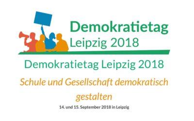 Demokratietag Leipzig 2018