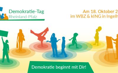 Demokratie beginnt mit Dir!