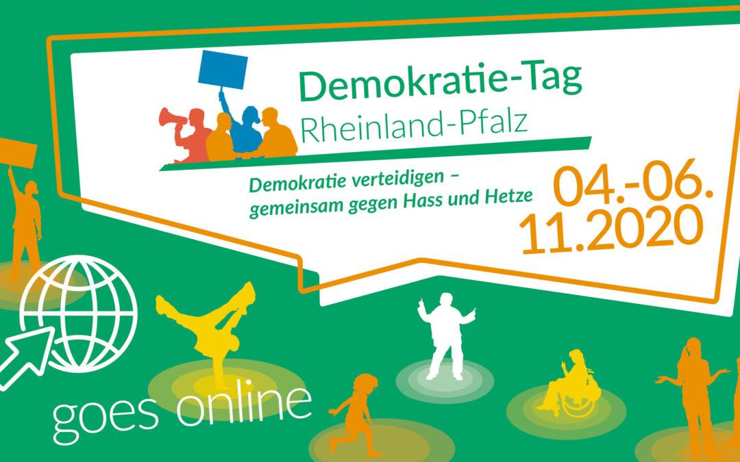 15. Demokratie-Tag Rheinland Pfalz