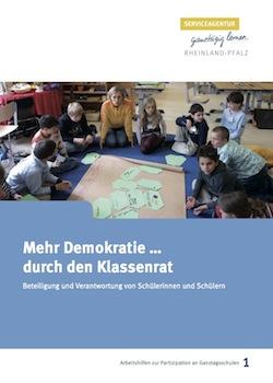Mehr Demokratie … durch den Klassenrat
